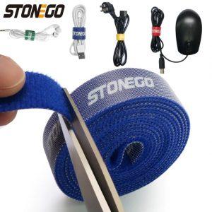 Nastro Velcro Organizza cavi Accessori cellulari