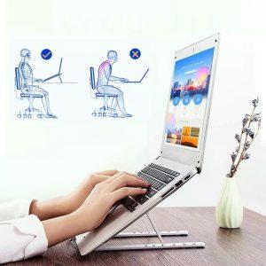 Supporto Pieghevole Laptop