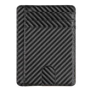 Portafoglio schermato anti RFID