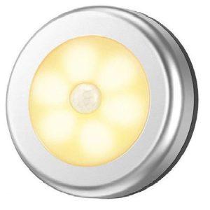 Luce per armadio con sensore di movimento