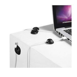 Supporto Cavi scrivania Accessori cellulari