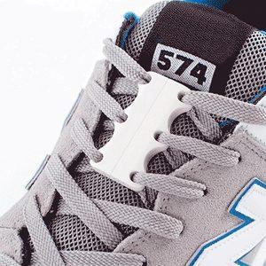 Chiusura magnetica per lacci scarpe