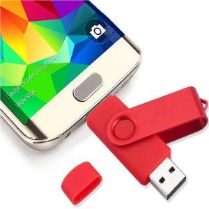 Pendrive Memoria Usb 2.0 OTG Accessori cellulari